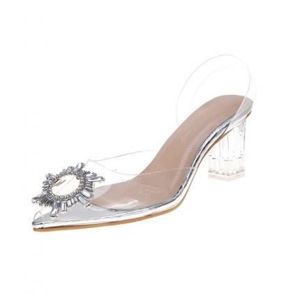 H438 106-3 Cinderella Women's High Heels