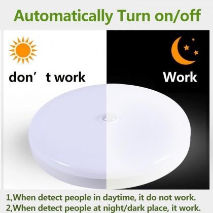 Inteliligent Rechargeable Sensor Night Light