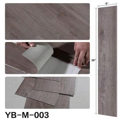 DIY Vinyl Flooring Self Adhesive